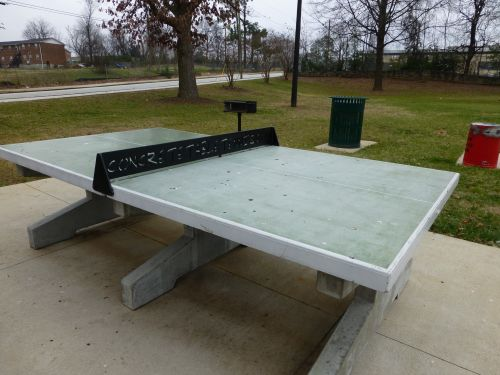 Beau 1 Public Ping Pong Table, 69 111 William Holmes Borders Drive Southeast,  Atlanta, GA 30312, USA   PING PONG MAP